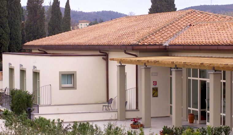 Galestro Roof