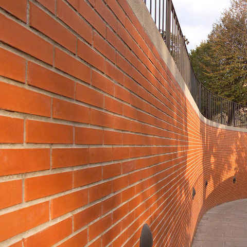 Smooth Solid Facing Bricks