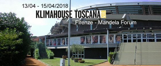 Klimahouse Toscana Fair - April 2018