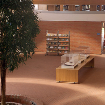 San Giorgio Library in Pistoia