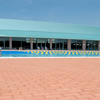 Thermal and swimming center in Treviso