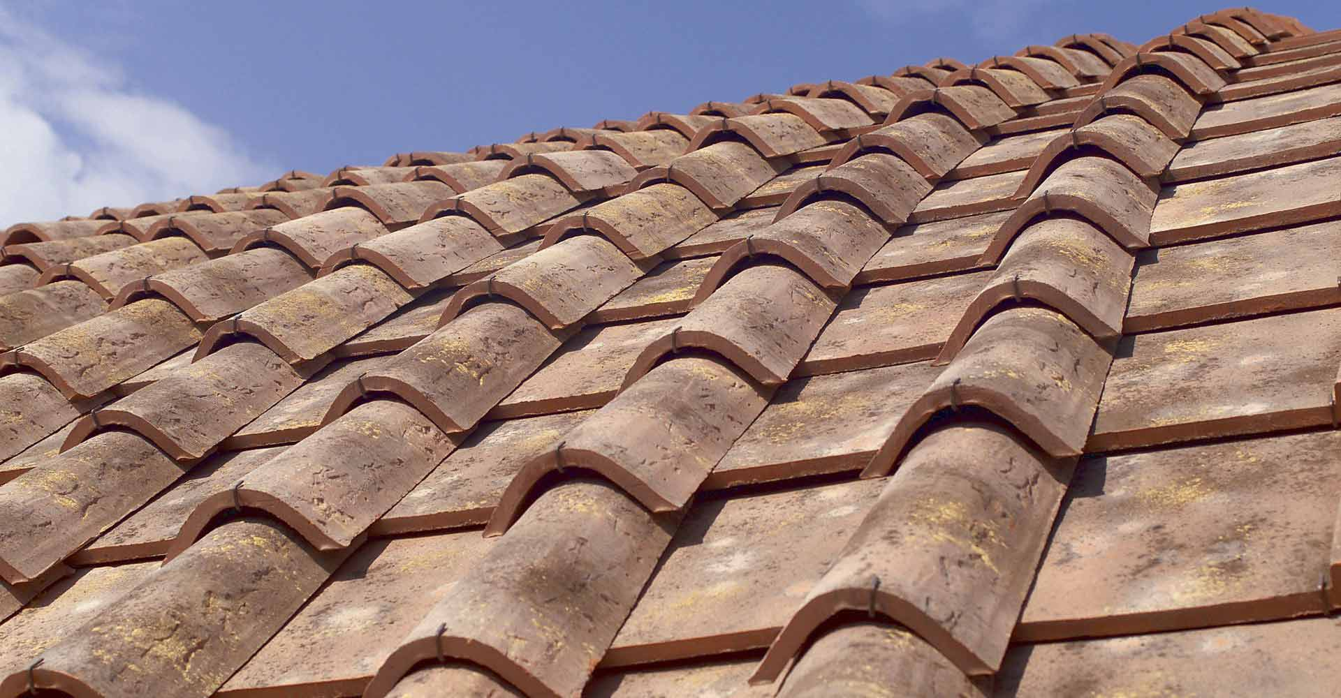 Clay Roof Tiles and flat pantiles